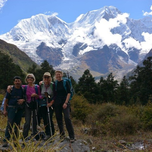 Manaslu Larke pass  to Bhimtang  trek  : A destination for paradise seeker