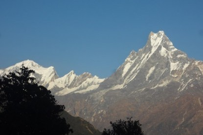 Mt. Fistal (6993m), One of the beautiful  virgin Mountain