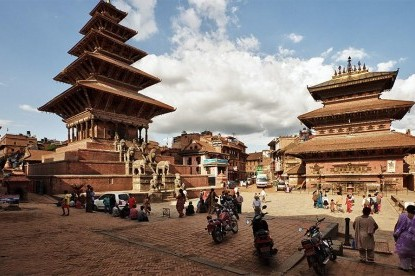 Day city tour to Bhaktapur CIty