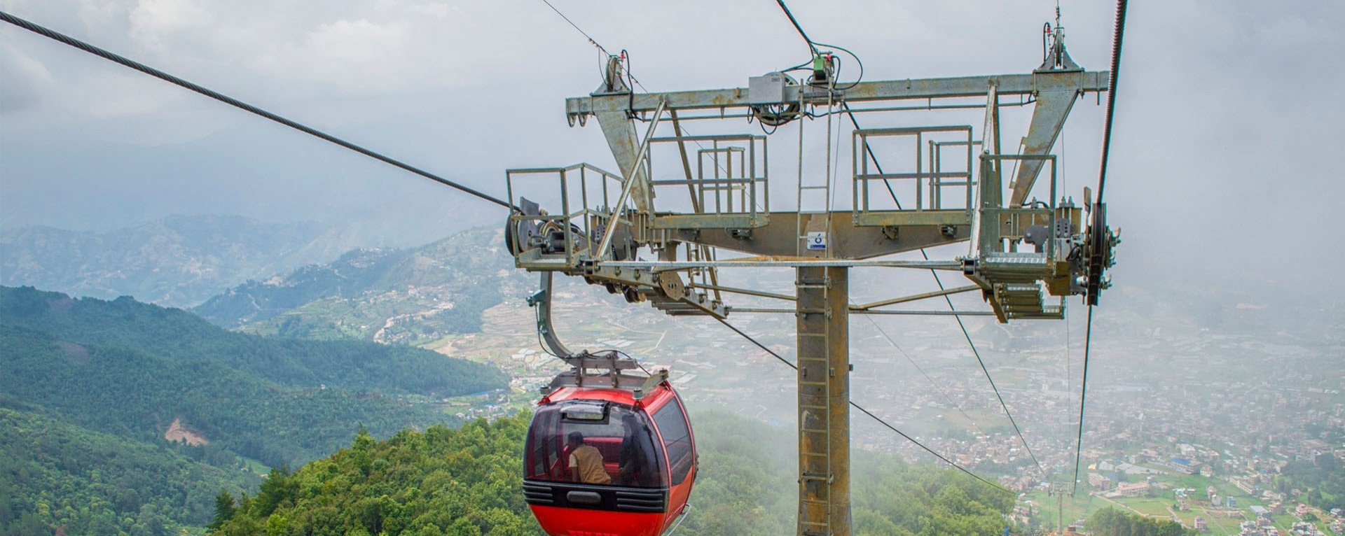 Day tour to Chandragiri Hill station-0