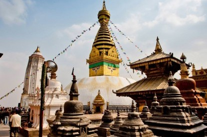 Day Tour to Swayambhunath