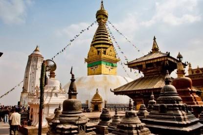 Day Tour to Swayambhunath