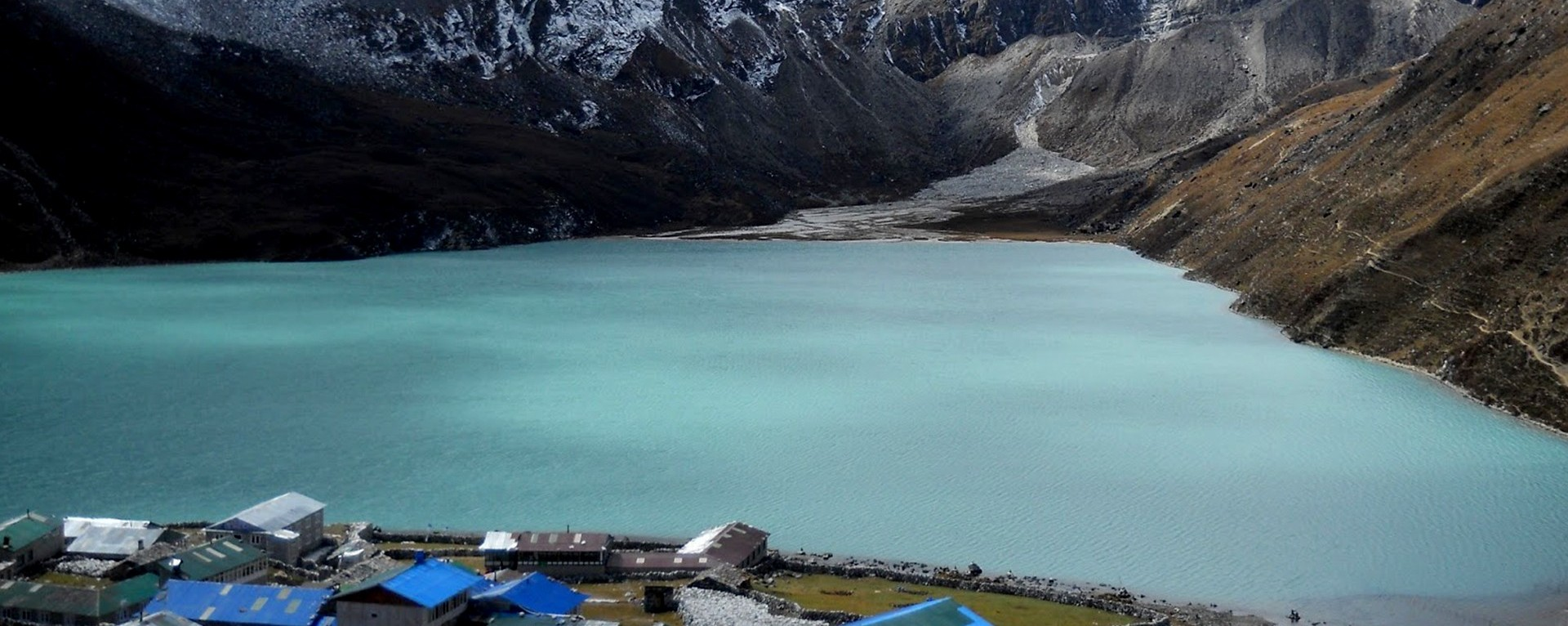 Dudh Kunda(Milky Lake)Trekking in Everest-0