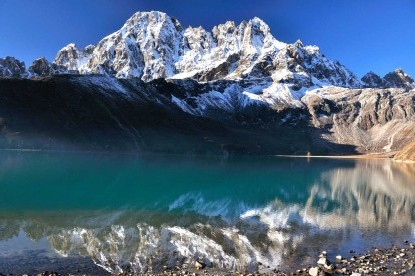 Dudh Kunda(Milky Lake)Trekking in Everest