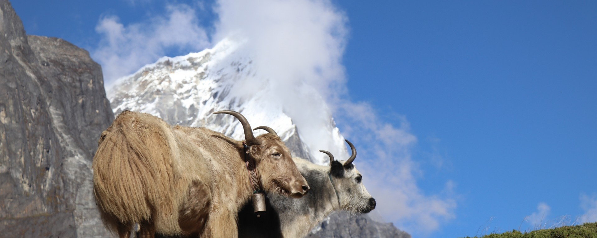 DINGBOCHE  TO EVEREST BASE CAMP