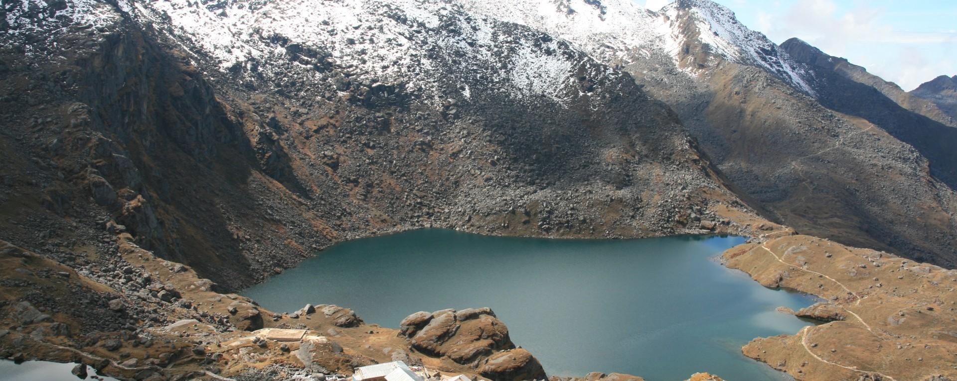 Ganja-La Pass Trekking-0