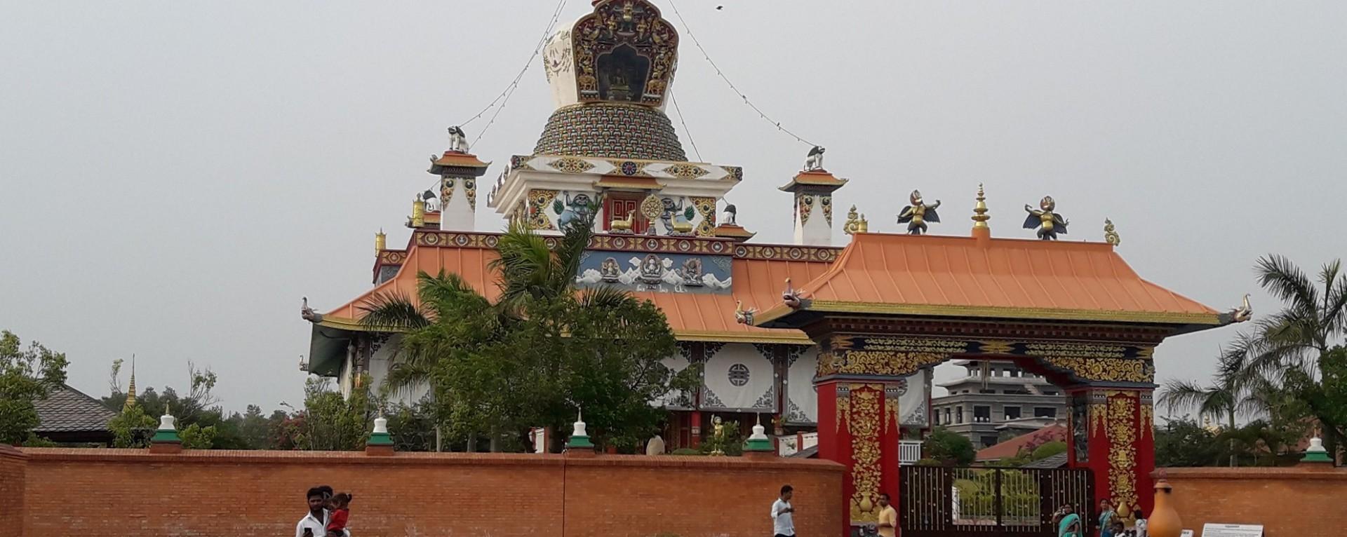 Kathmandu Lumbini Tour ( 6 Nights 7 Days )-0
