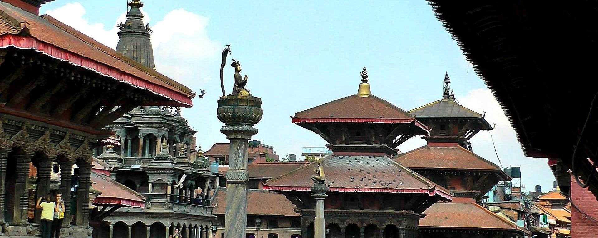 Kathmandu Valley Tour (4 Nights 5 Days)-0