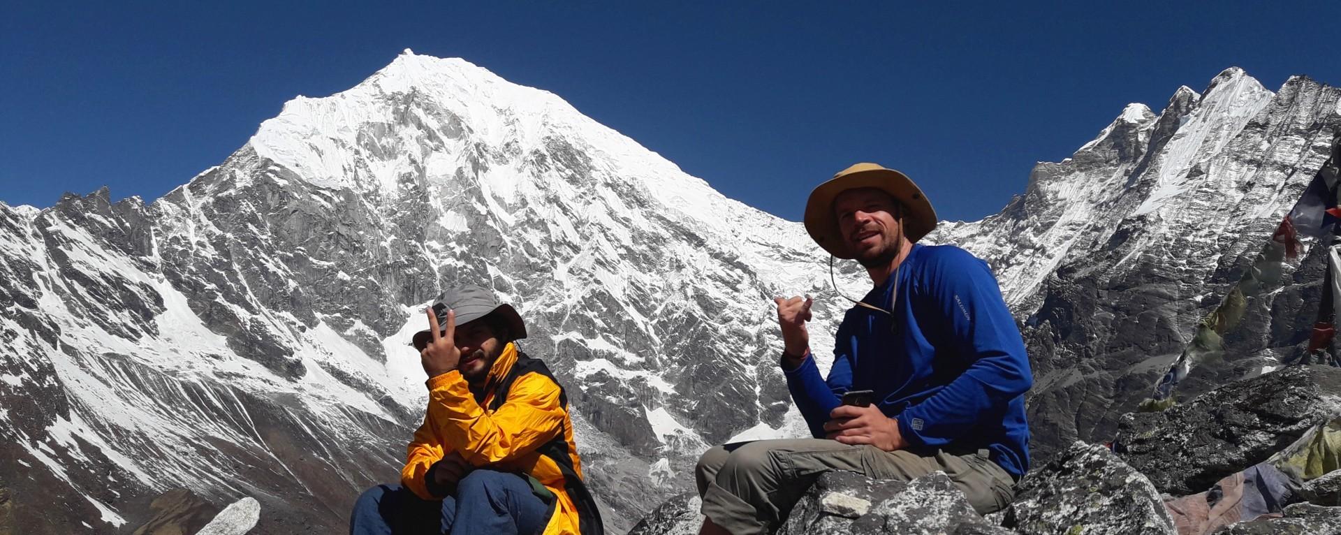 Everest trekking, khumbu trekking, khumbu region