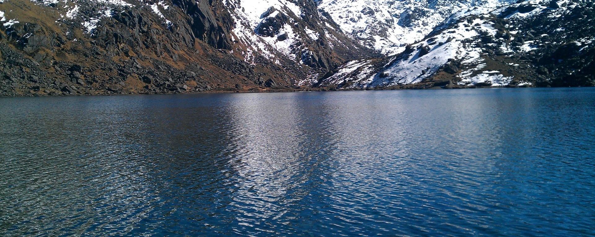 Langtang - Gosainkunda - Helambu Trekking-1