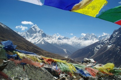 Lobuche East (Lobuje) Trekking, climbing, hiking and expedition Nepal