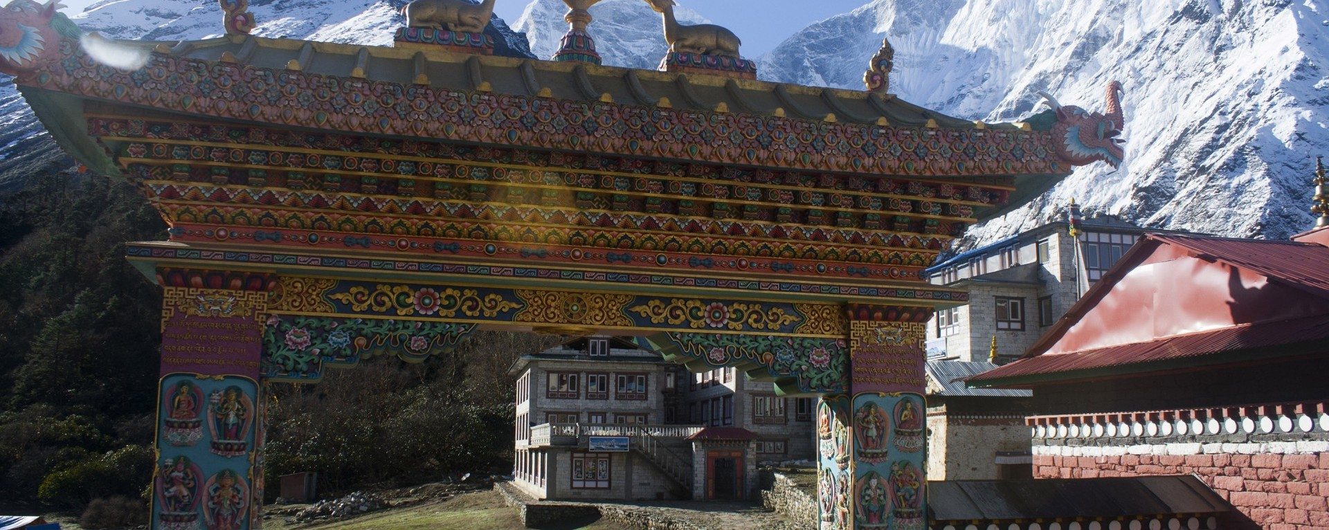 Mani Rimdu Festival Trekking-0