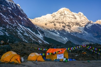 Mt. Annapurna South Expedition