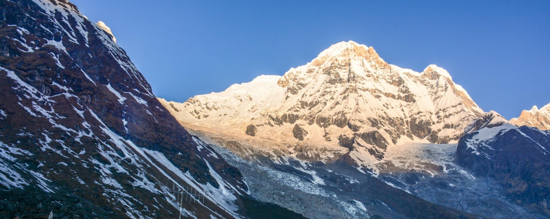 Mt.Annapurna IV Expedition
