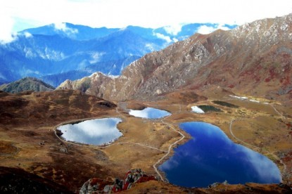 Panch Pokhari(Five Holy Pond)Trekking