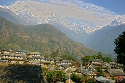 Panchase - Sarangkot Trekking