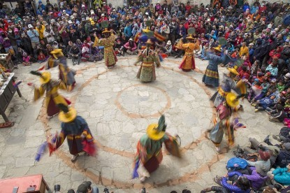 Tiji (Tenji) Festival Trekking