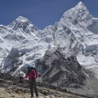 Mount Everest Trek, Trekking in Everest