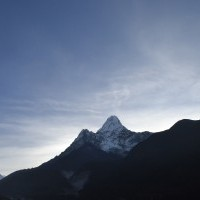 Everest region, Amadablam himal, Everest Base Camp