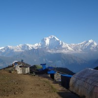 Annapurna khayer lake trekking : new Annapurna  trail (19 Days)